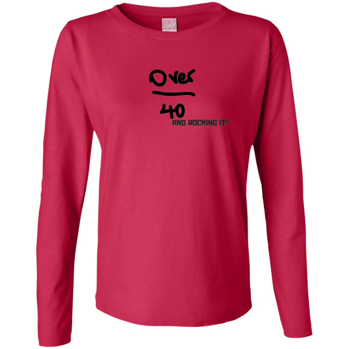 best inspirational shirts for confident midlife women over 40 and over 50